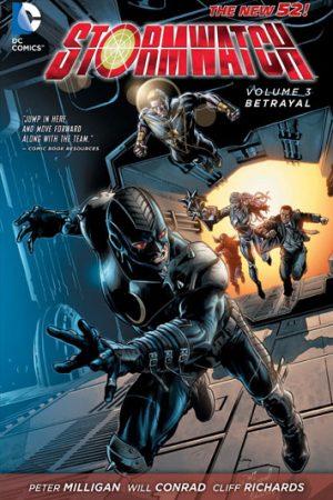 Stormwatch Vol.03: Betrayal