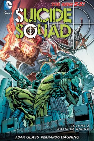 Suicide Squad Vol.02: Basilisk Rising