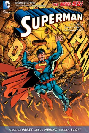 Superman Vol.01: What Price Tomorrow