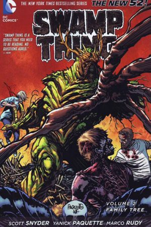 Swamp Thing Vol.02: Family Tree