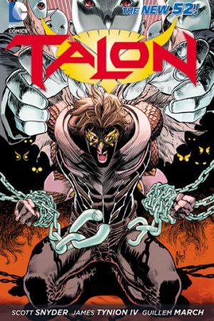Talon Vol.01: Scourge Of The Owls