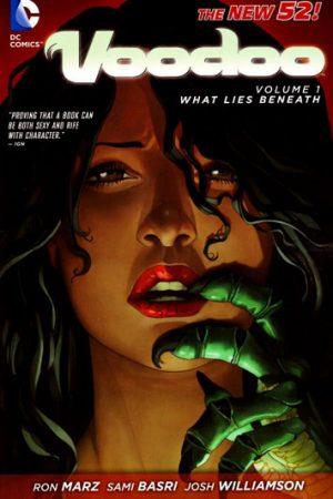 Voodoo Vol.01: What Lies Beneath