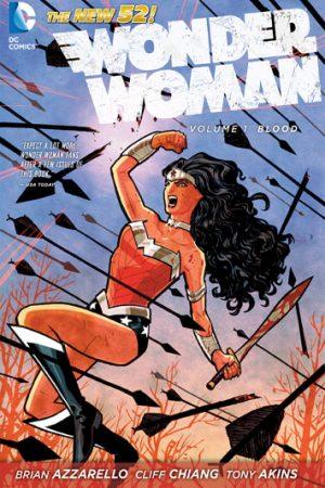Wonder Woman Vol.01: Blood