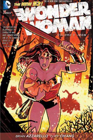 Wonder Woman Vol.03: Iron