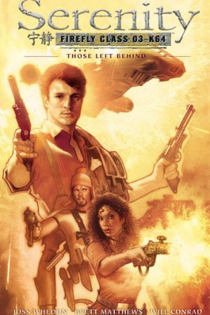 Serenity - Those Left Behind - 2nd Edition