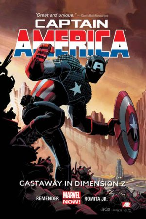 Captain America Vol 01: Castaway In Dimension Z
