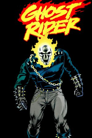 Back Issues: Ghost Rider