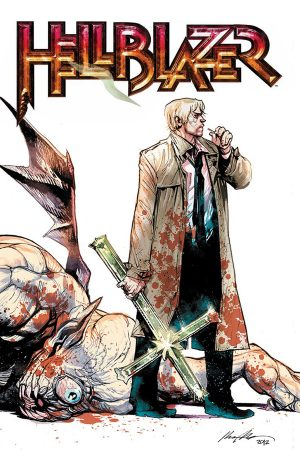 Back Issues: Hellblazer