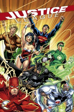 Back Issues: Justice League