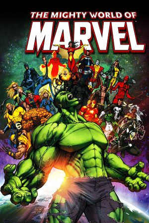 Back Issues: Mighty World Of Marvel