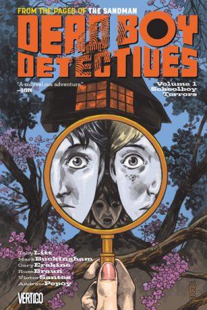 Dead Boy Detectives Vol-1 - Schoolboy Terrors