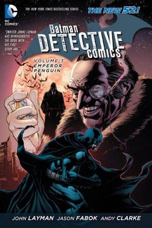 Detective Comics Vol-3 - Emperor Penguin