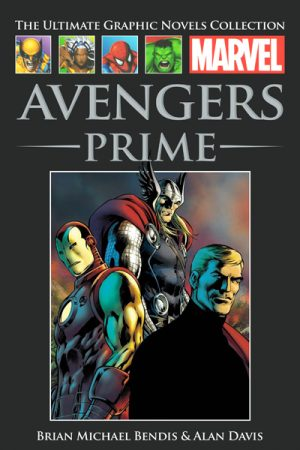 Marvel UGNC Vol-66 - Avengers - Prime