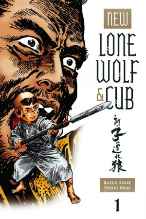 New Lone Wolf And Cub Vol-1