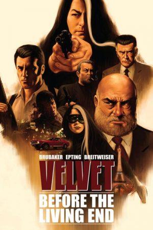 Velvet Vol-1 - Before The Living End