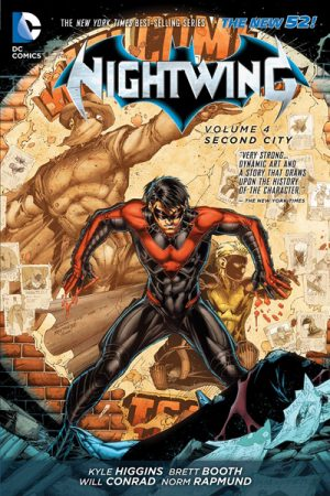 Nightwing Vol.04: Second City