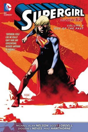 Supergirl Vol.04: Out Of The Past