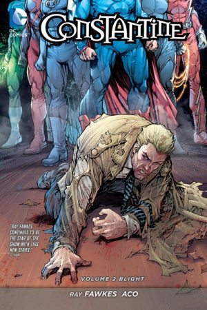 Constantine Vol.02: Blight