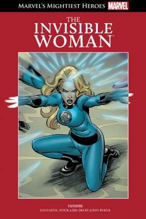 Marvel's Mightiest Vol.17: Invisible Woman