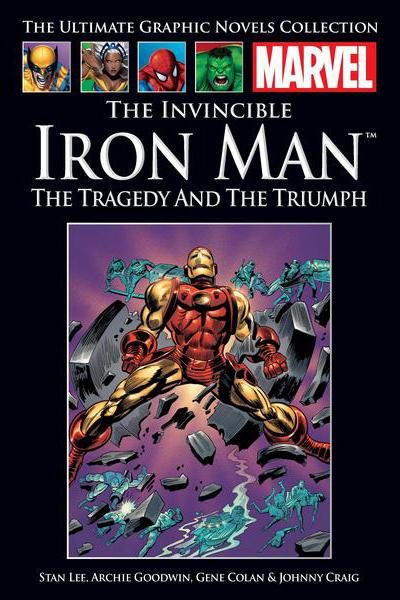 Marvel UGNC Vol.71: Iron Man - Tragedy And Triumph