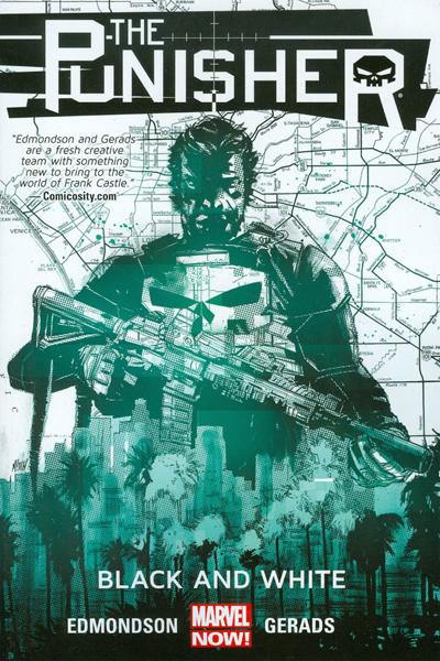 Punisher Vol.01: Black And White