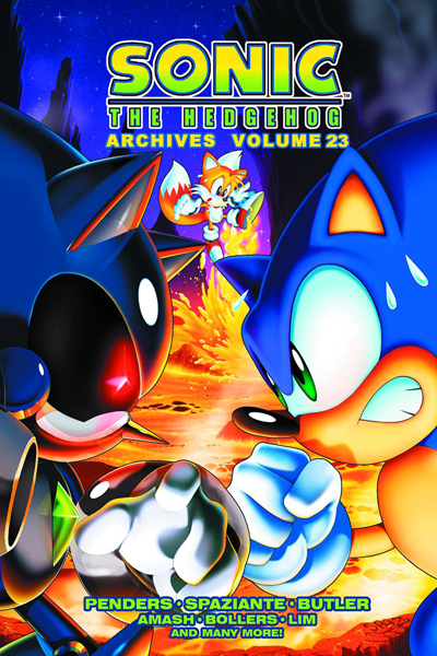 Sonic The Hedgehog Archives Vol.23