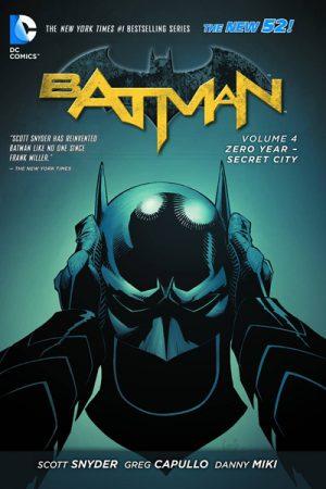 Batman Vol.04: Zero Year - Secret City