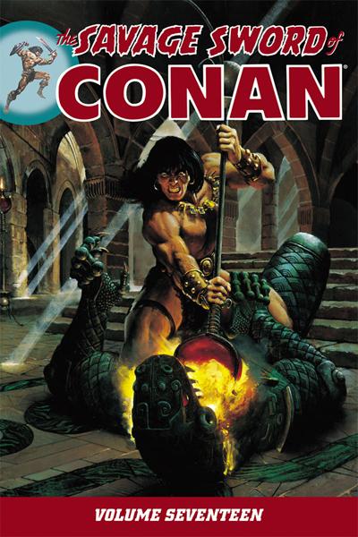 Savage Sword Of Conan Vol.17