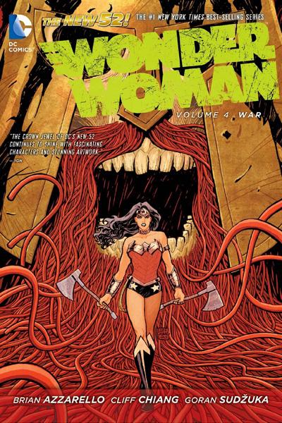 Wonder Woman Vol.04: War