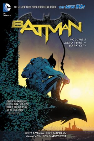 Batman Vol.05: Zero Year - Dark City