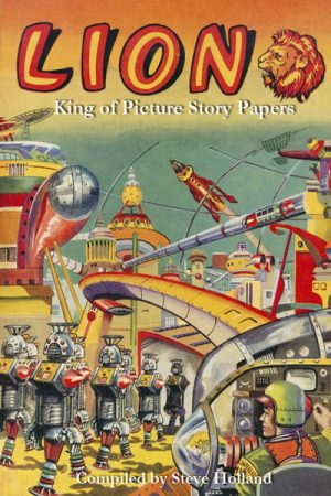 Lion - King Of Picture Story Papers