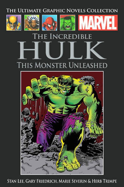 Marvel UGNC Vol.74: Incredible Hulk - This Monster Unleashed