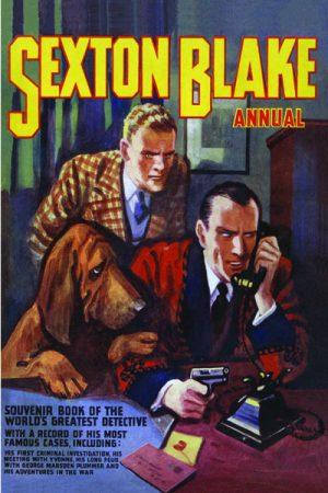 Sexton Blake Annual 1940