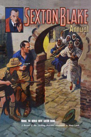 Sexton Blake Annual 1941