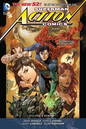 Action Comics Vol.04: Hybrid