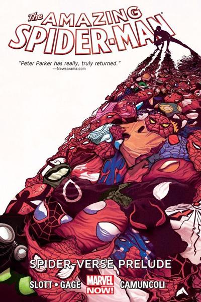 Amazing Spider-Man Vol.02: Spider-Verse Prelude
