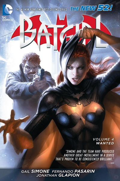 Batgirl Vol.04: Wanted