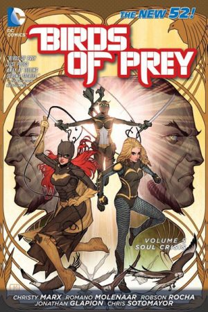 Birds Of Prey Vol.05: Soul Crisis