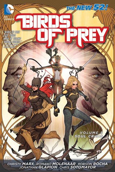 Birds Of Prey Vol.05: Soul Crisis