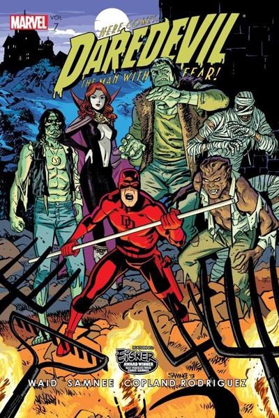 Daredevil By Mark Waid Vol.07