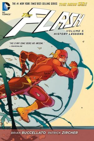 Flash Vol.05: History Lessons
