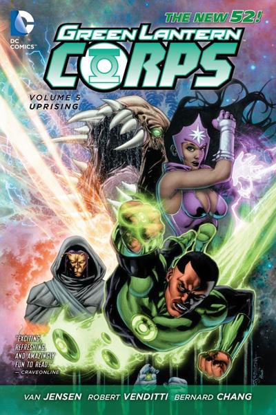 Green Lantern Corps Vol.05: Uprising