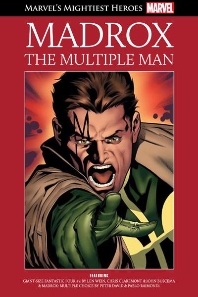 Marvel's Mightiest Heroes Vol.28: Madrox - The Multiple Man