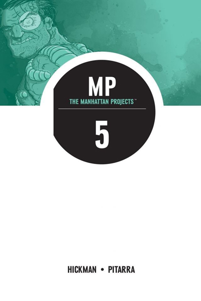 Manhattan Projects Vol.05: The Cold War