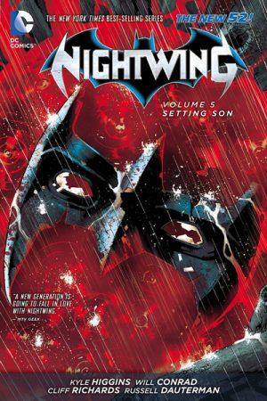 Nightwing Vol-5 Setting Son