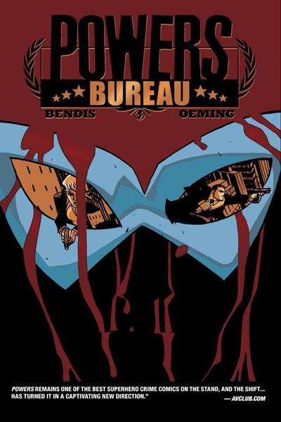 Powers Bureau Vol.02: Icons