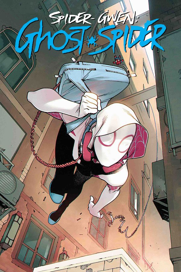 Spider-Gwen: Ghost Spider