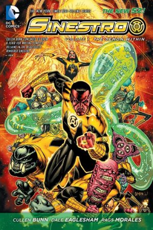 Sinestro Vol.01: The Demon Within