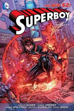 Superboy Vol.05: Paradox
