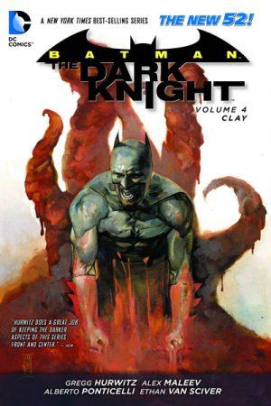 Batman - The Dark Knight Vol.04: Clay